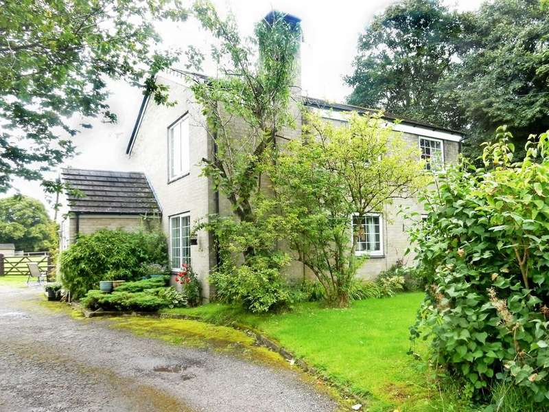 4 Bedrooms Detached House for sale in Fieldview, Millhouse