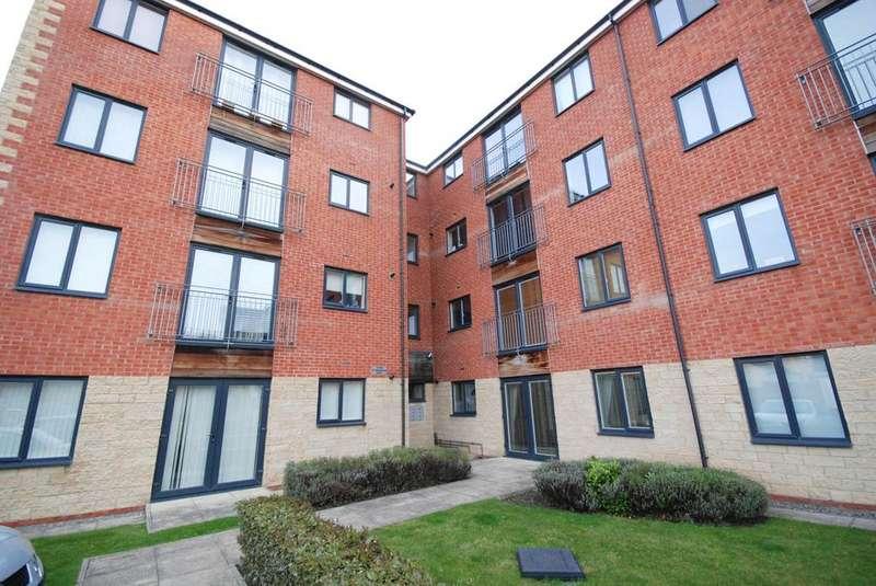 2 Bedrooms Flat for sale in St Michaels Vale, Hebburn