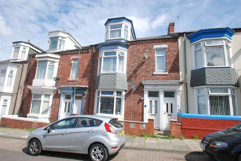 5 Bedrooms Maisonette Flat for sale in St Judes Terrace, South Shields