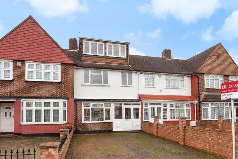 5 Bedrooms Terraced House for sale in Carstairs Road, Catford, SE6