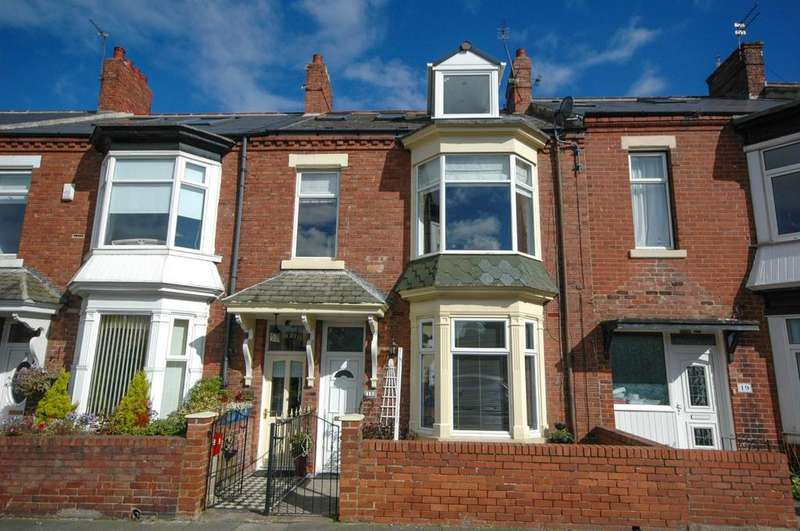 2 Bedrooms Flat for sale in Iolanthe Terrace, South Shields
