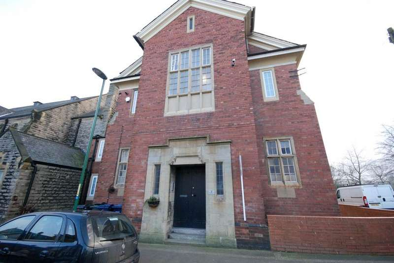 3 Bedrooms Apartment Flat for sale in The Old Church Hall Sussex Street, Jarrow