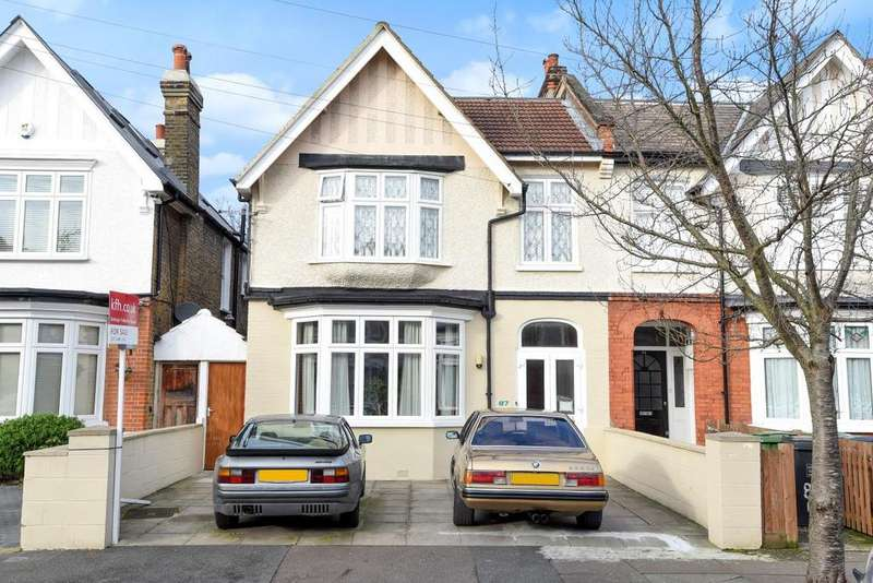 4 Bedrooms Semi Detached House for sale in Arran Road, Catford, SE6