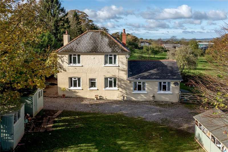 4 Bedrooms Equestrian Facility Character Property for sale in Ash Thomas, Tiverton, Devon