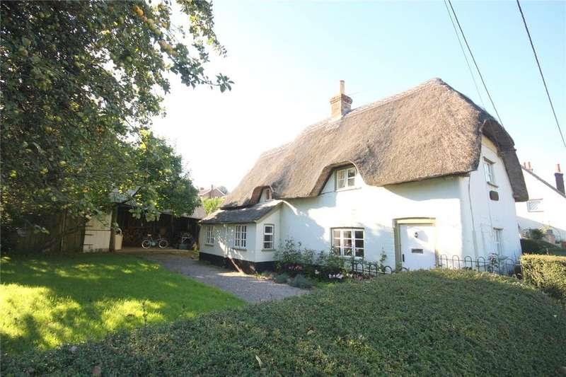 3 Bedrooms Detached House for sale in North Street, Winterborne Stickland, Blandford Forum, Dorset
