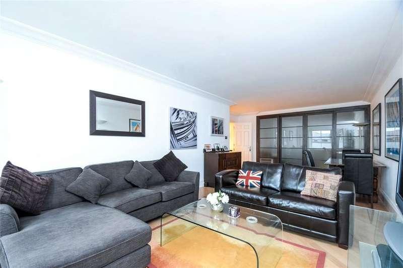 1 Bedroom Flat for sale in Wrights Lane, Kensington, London