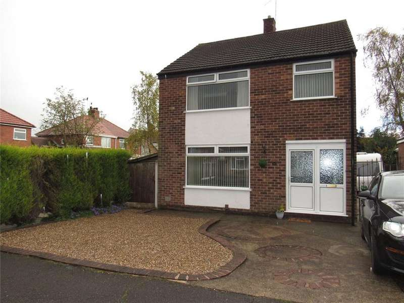 3 Bedrooms Detached House for sale in Newport Crescent, Mansfield, Nottinghamshire, NG19