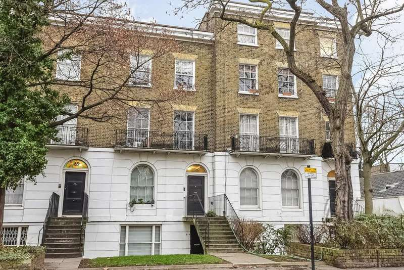 Studio Flat for sale in Foxley Road, Oval, SW9