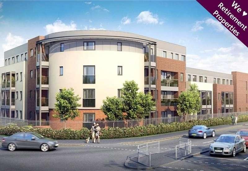 1 Bedroom Retirement Property for sale in Wilford Lane, West Bridgford, Nottingham, NG2