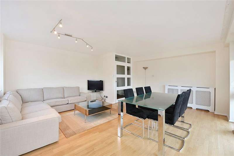 3 Bedrooms Flat for sale in Blair Court, Boundary Road, St John's Wood, London, NW8