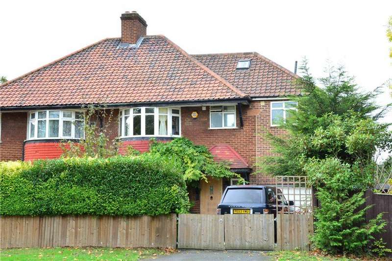 5 Bedrooms Semi Detached House for sale in Rochester Way, Blackheath, London, SE3