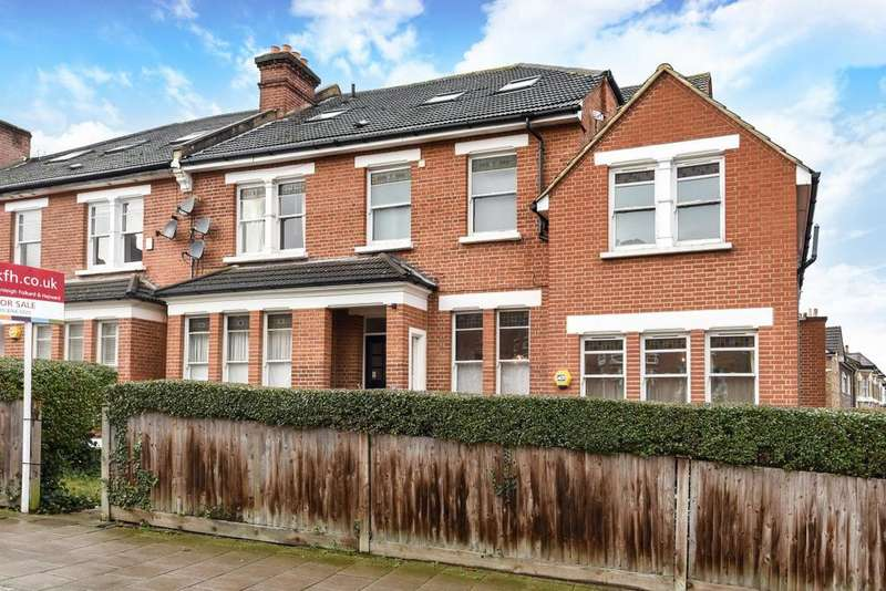 3 Bedrooms Flat for sale in Alexandra Drive, Crystal Palace, SE19