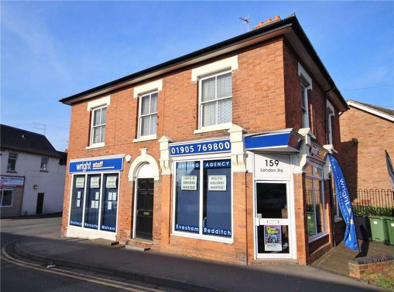 2 Bedrooms Apartment Flat for sale in London Road, Worcester, Worcestershire, WR5