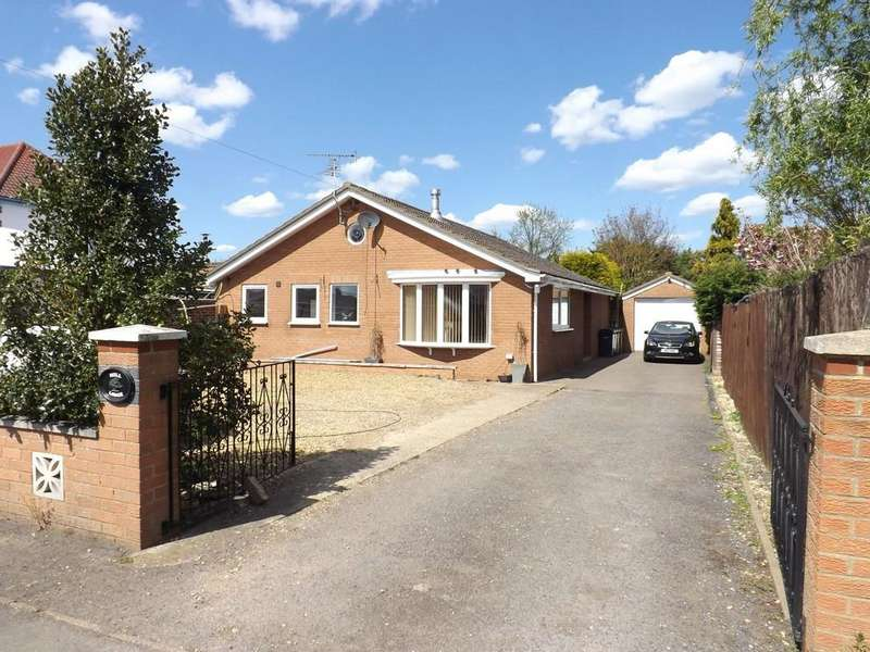 3 Bedrooms Detached Bungalow for sale in Blackmill Road, Chatteris