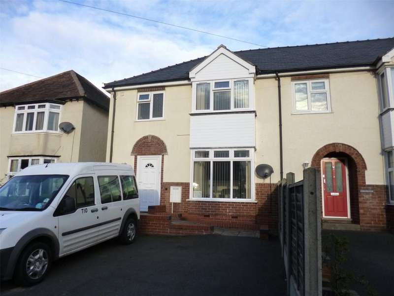 3 Bedrooms Semi Detached House for sale in Henley Road, Ludlow, Shropshire