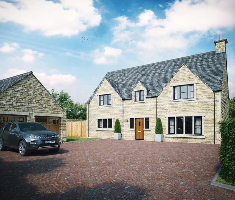 4 Bedrooms Detached House for sale in Rodborough