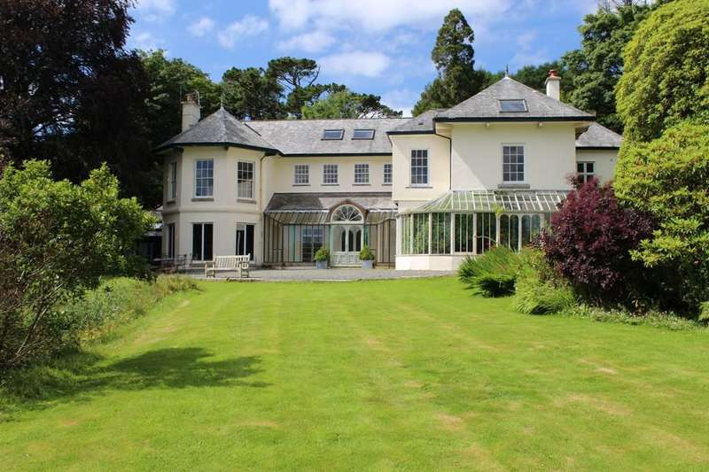 11 Bedrooms Manor House Character Property for sale in Horrabridge