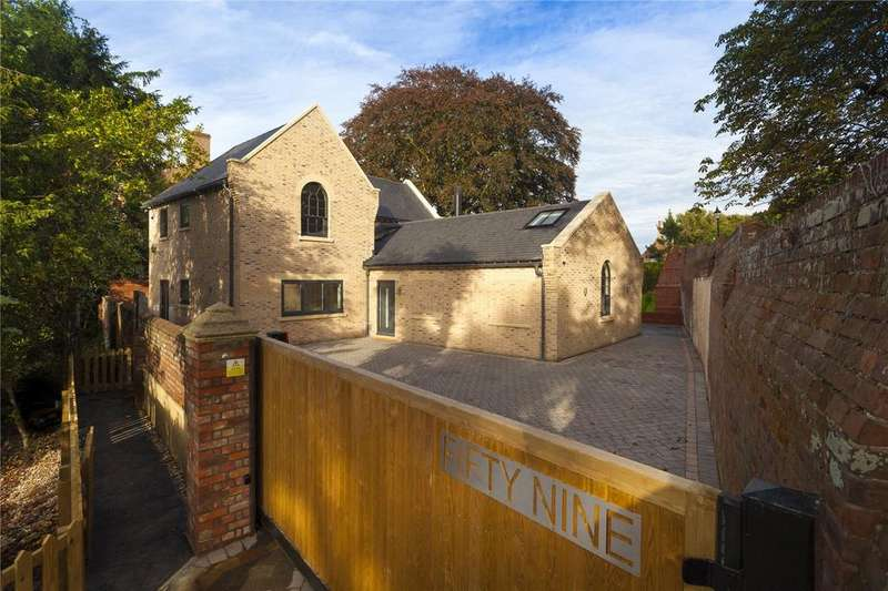 4 Bedrooms Detached House for sale in New Street, Sandwich, Kent