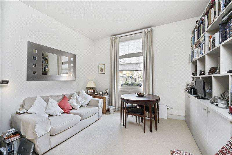 1 Bedroom Flat for sale in Sinclair Road, London, W14