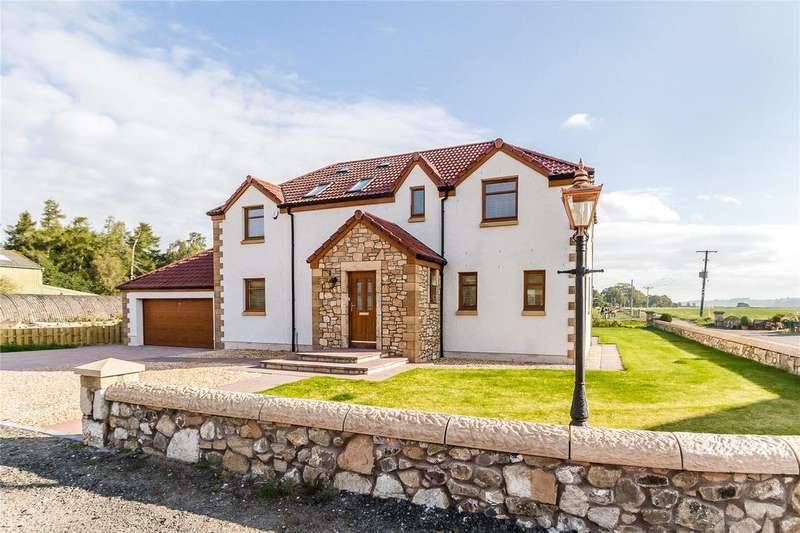 4 Bedrooms Detached House for sale in Scotlandwell, Kinross, Kinross-Shire