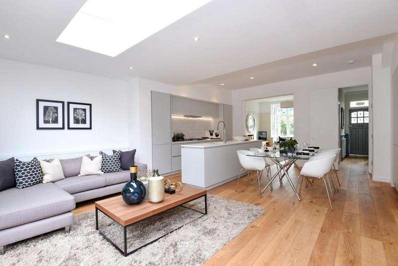 5 Bedrooms Terraced House for sale in Seymour Road, Southfields, SW18