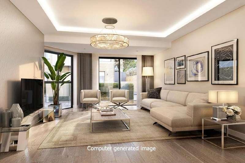 1 Bedroom Flat for sale in Bemish Road, Putney, SW15