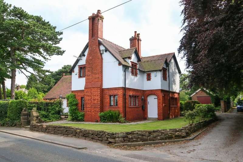 3 Bedrooms Detached House for sale in Forest Hay Cottage, Sandiway