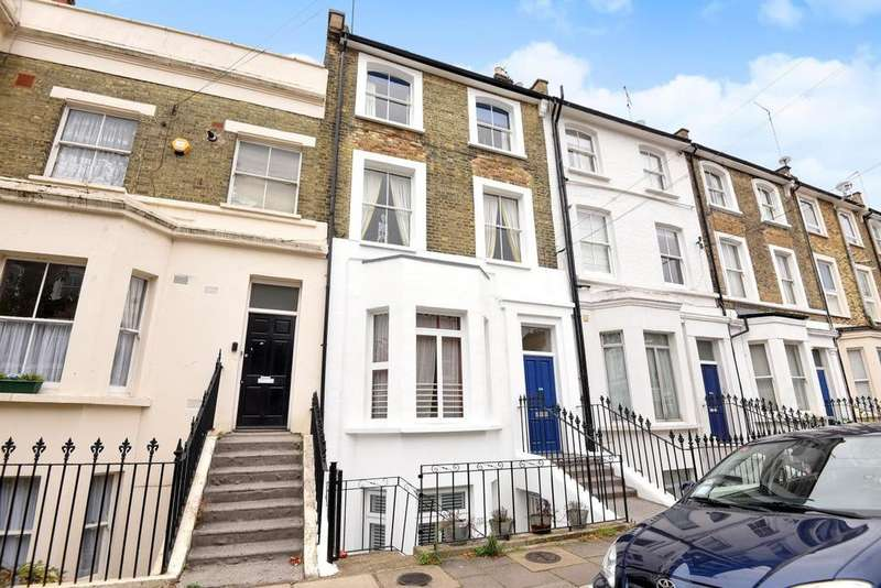 1 Bedroom Flat for sale in Overstone Road, Hammersmith, W6