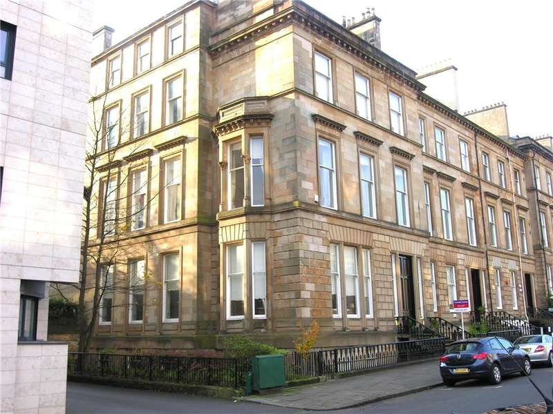 2 Bedrooms Flat for rent in Park Circus Place, City Centre, Glasgow