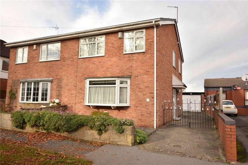 2 Bedrooms Semi Detached House for sale in Chandos Avenue, Roundhay, Leeds