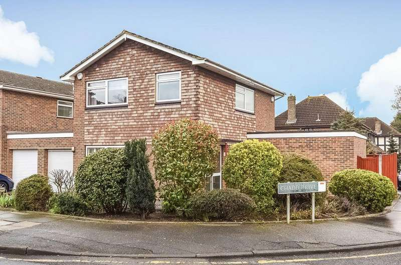 4 Bedrooms Detached House for sale in Chadd Drive, Bickley, Bromley, Kent, BR1 2DP