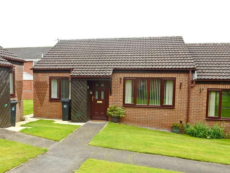 2 Bedrooms Semi Detached Bungalow for sale in Willow Park, Banks Lane, Carlisle