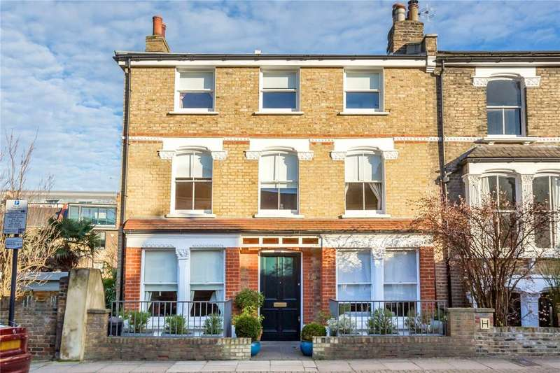 4 Bedrooms End Of Terrace House for sale in Elfort Road, London, N5
