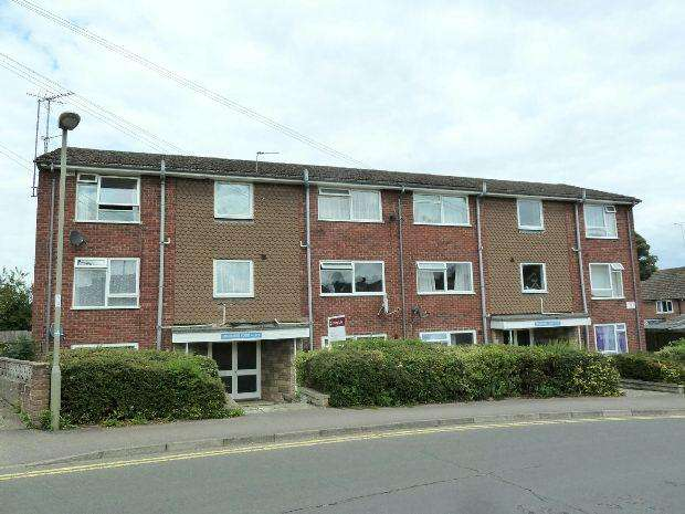 1 Bedroom Apartment Flat for sale in Leighsanne Court, Banbury