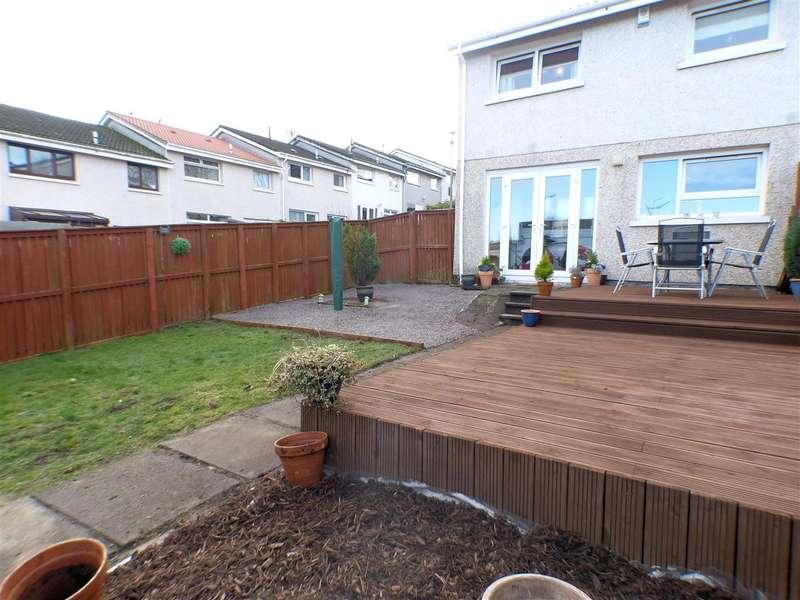 3 Bedrooms End Of Terrace House for sale in Lochlea, Calderwood, EAST KILBRIDE
