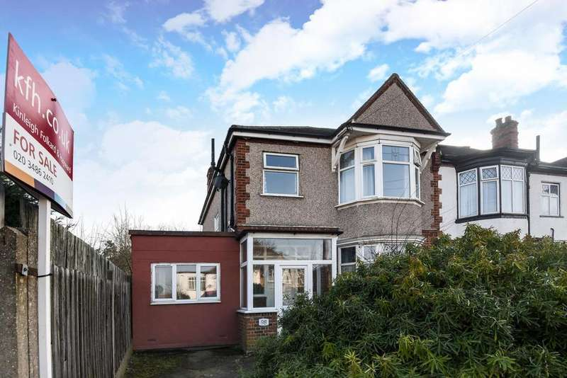 4 Bedrooms Terraced House for sale in Callander Road, Catford, SE6