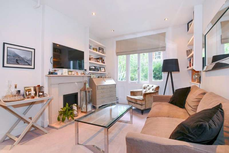 1 Bedroom Flat for sale in Nevern Square, Earl's Court, SW5