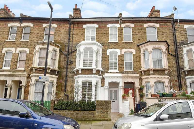 5 Bedrooms Terraced House for sale in Saltoun Road, Brixton, SW2