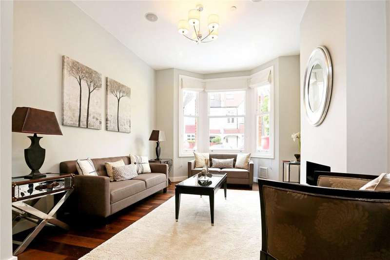 5 Bedrooms Terraced House for sale in Clancarty Road, Fulham, London, SW6