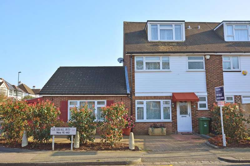 4 Bedrooms Semi Detached House for sale in Guibal Road, Lee, London, SE12