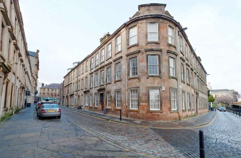 1 Bedroom Flat for sale in Forbes Place, Paisley, PA1 1UT