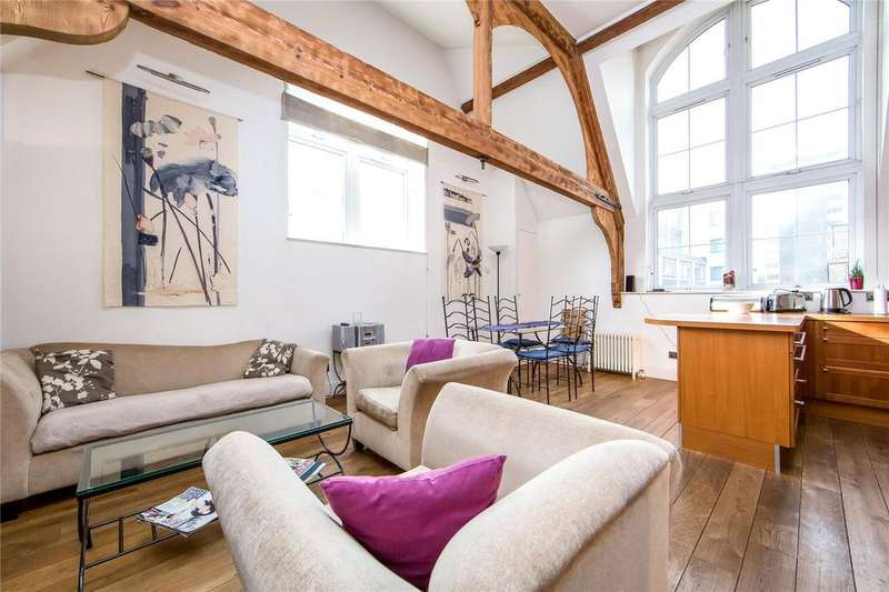 2 Bedrooms Apartment Flat for sale in The Old School, Princeton Street, London, WC1R