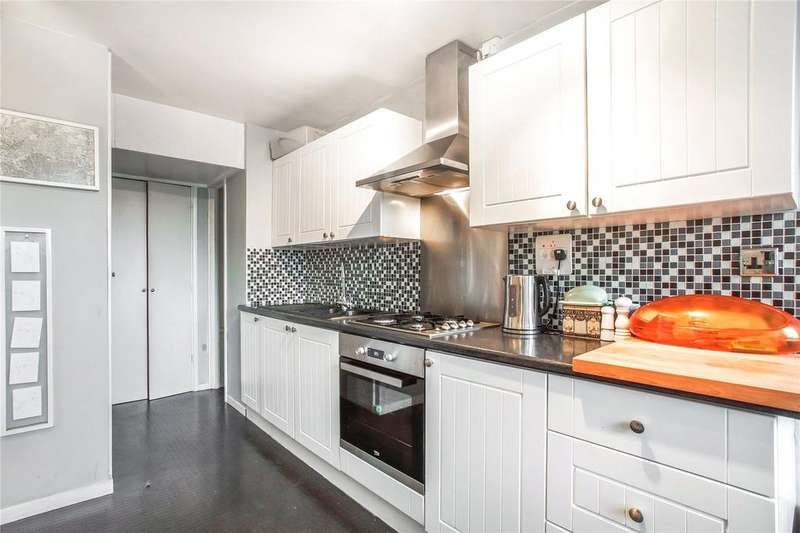 3 Bedrooms Apartment Flat for sale in St. Brelades Court, Downham Road, London, N1
