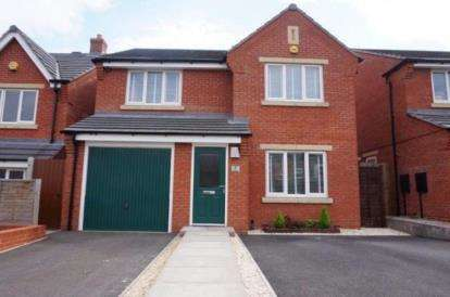 4 Bedrooms Detached House for sale in Bramble Close, Wilnecote, Tamworth, Staffordshire