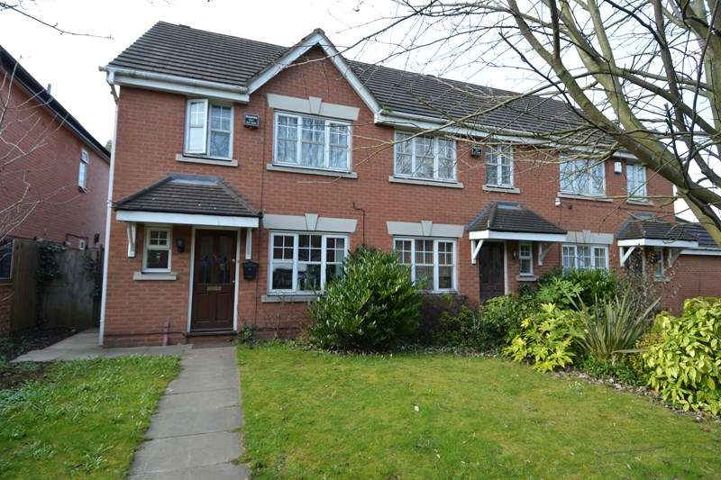 3 Bedrooms End Of Terrace House for sale in Pershore Road, Edgbaston, Birmingham