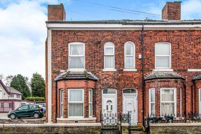 3 Bedrooms End Of Terrace House for sale in Poplar Grove, Stockport, Greater Manchester