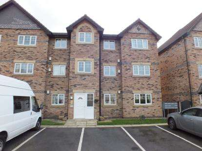 2 Bedrooms Flat for sale in Butlers Farm Court, Leyland, Lancashire