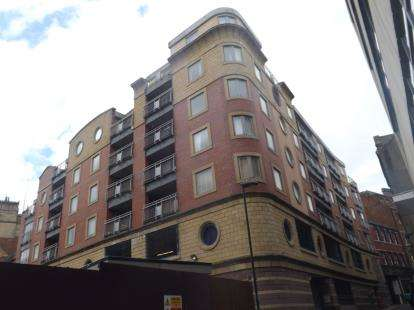 3 Bedrooms Flat for sale in Parrish View, Pudding Chare, Newcastle upon Tyne, Tyne and Wear, NE1