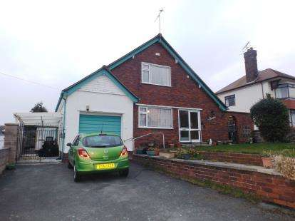 4 Bedrooms Bungalow for sale in Aberconway Road, Prestatyn, Denbighshire, LL19