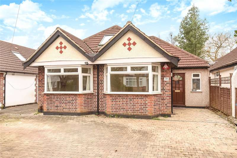 5 Bedrooms Bungalow for sale in Sylvia Avenue, Pinner, Middlesex, HA5